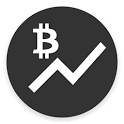 Bitcoin Chart Widget icon