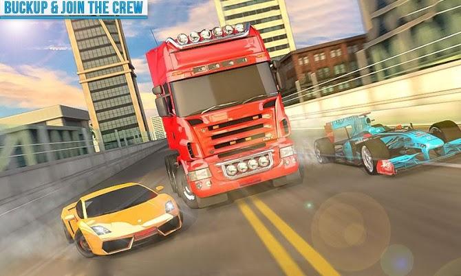 ?️ Traffic Car Highway Rush Racing Android 4