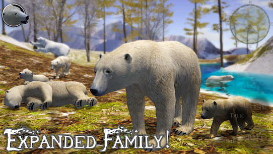 Polar Bear Simulator 2 1.0 (Full Paid) Apk Download 4