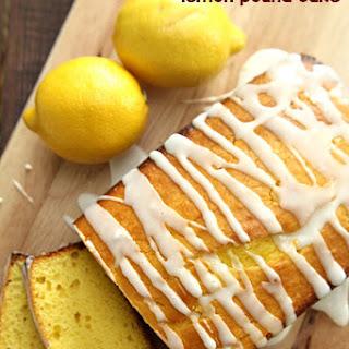 Starbucks Copycat Lemon Pound Cake.