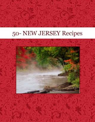 50- NEW JERSEY Recipes