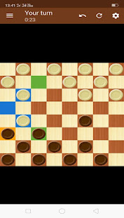 Checkers 2019 Game 1