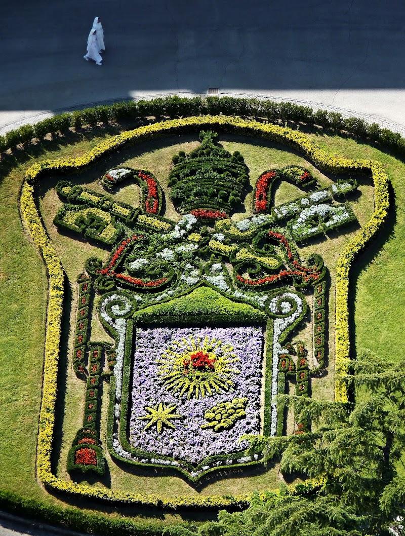 Passeggiata nei Giardini Vaticani di Justinawind