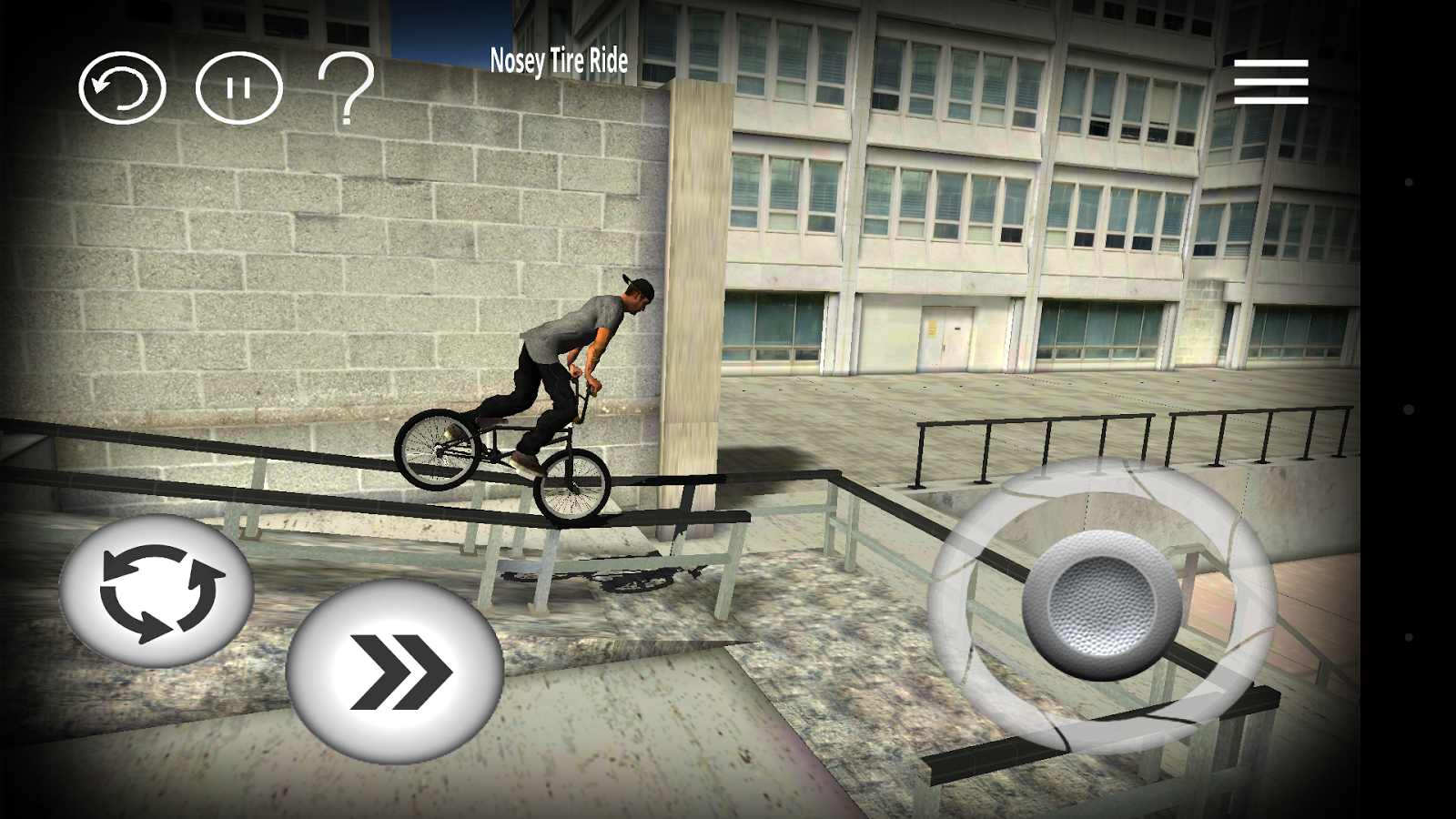 BMX Streets: Mobile- screenshot
