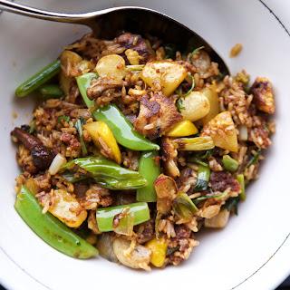 Jamie Bissonnette's 'Nduja Fried Rice
