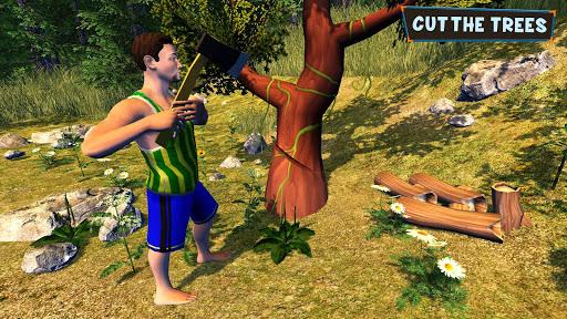 Primitive Technology: Fish Pond Building Sim 1.0 screenshots 9