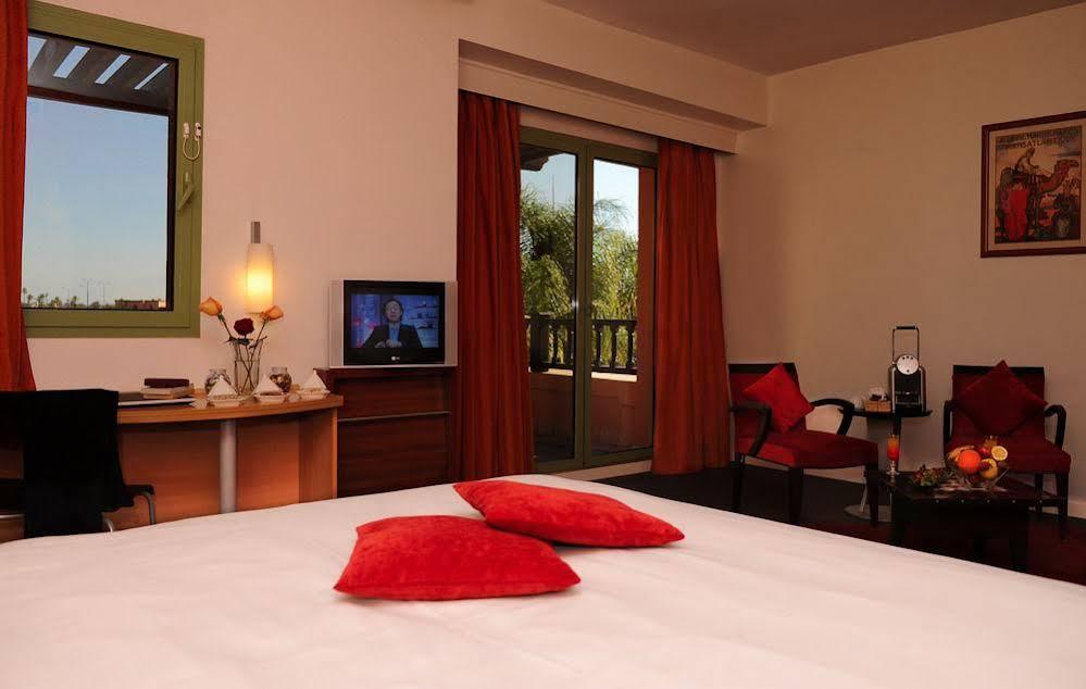 Ibis Moussafir Marrakech Palmeraie Hotel -- NON REFUNDA