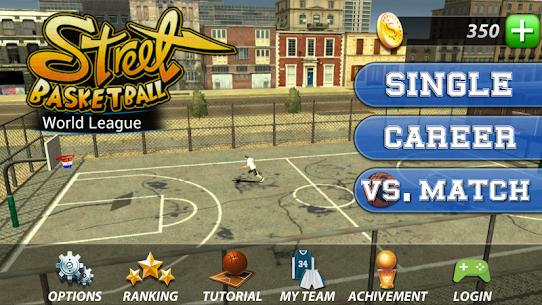 Street Basketball-World League 1.0.2 APK Mod Updated 1