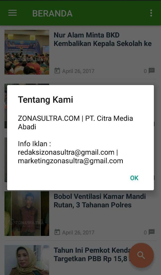 ZonaSultracom- screenshot