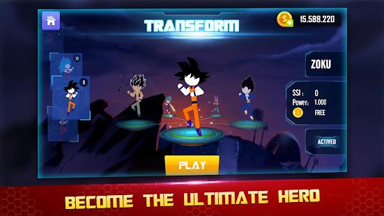 Game Stick Z: Super Dragon Fight APK for Windows Phone