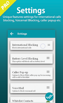 Spam Call Blocker Pro