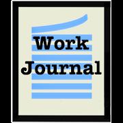 Work Journal: life's Resume,CV