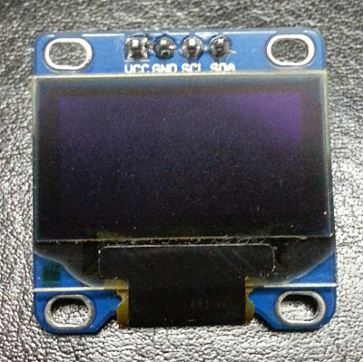 OLED front
