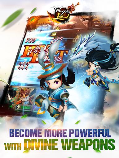 Wuxia Legends - Condor Heroes 1.5.9 screenshots 14