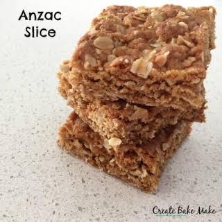 Anzac Slice.