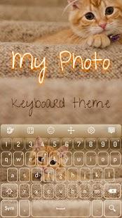 Keyboard Plus My Photo - náhled