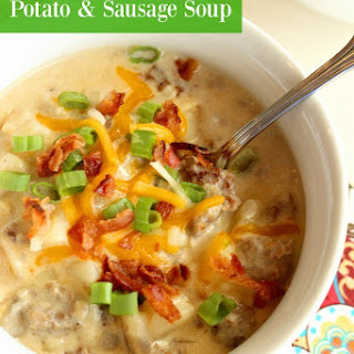 Potato & Sausage Soup