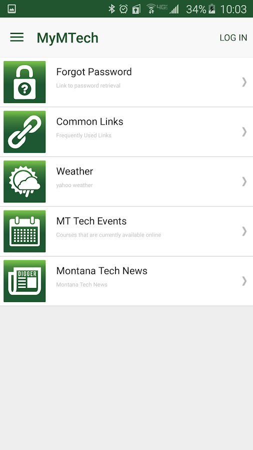 MyMTech- screenshot