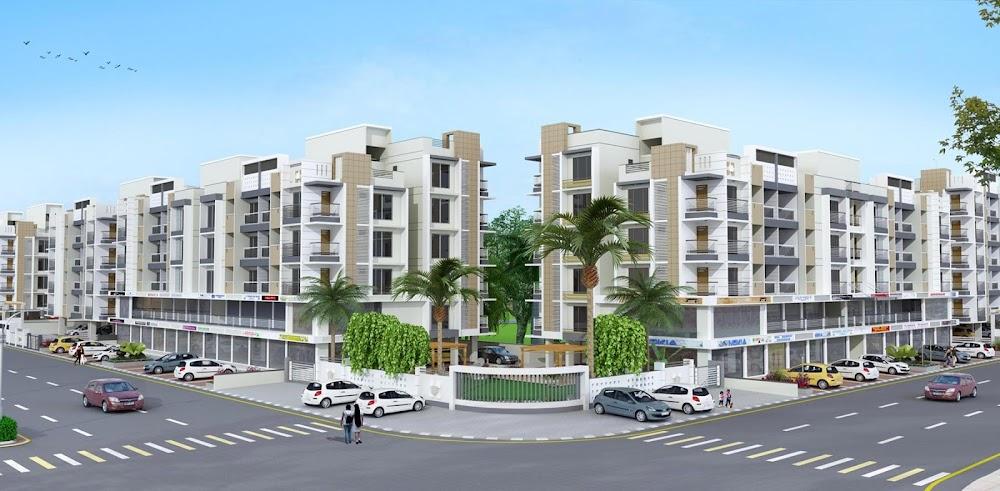 B Desai Anand Square