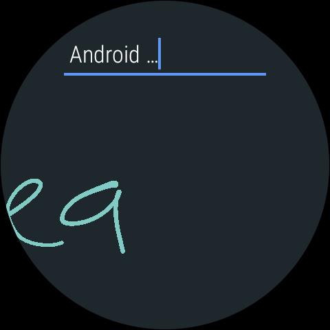 Google Handwriting Input for PC