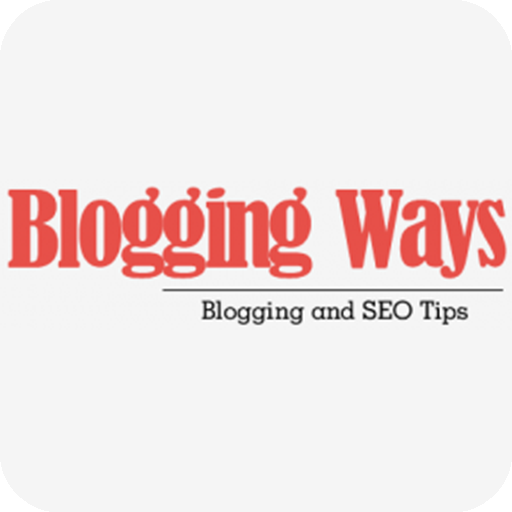 Blogging Ways- screenshot