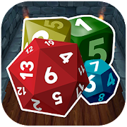 Dungeon Dice - Android Wear  Icon