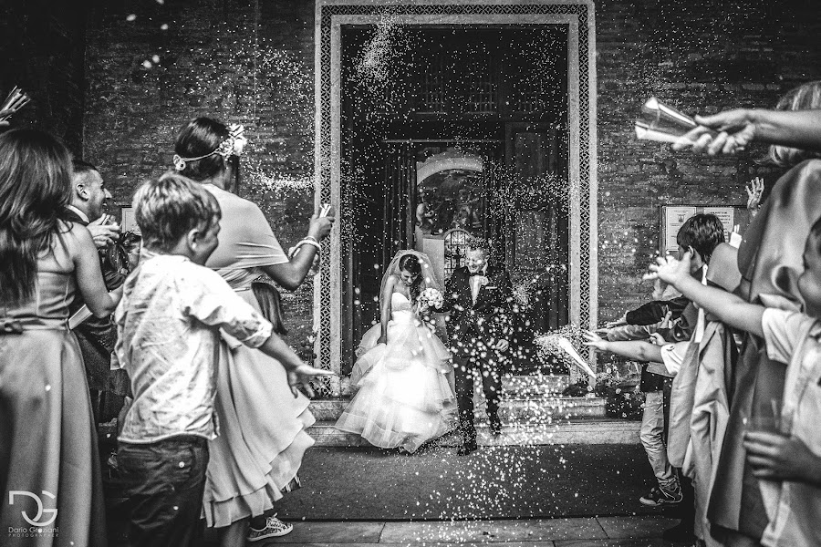 Wedding photographer Dario Graziani (graziani). Photo of 28.11.2016