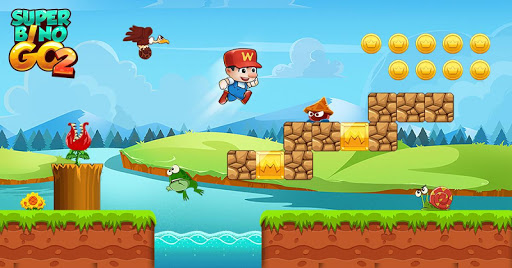 Super Bino Go 2 - New Game 2020 apkdebit screenshots 1