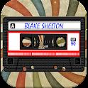 Blake Shelton songs lyrics icon
