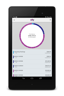 Ally Mobile Banking- screenshot thumbnail