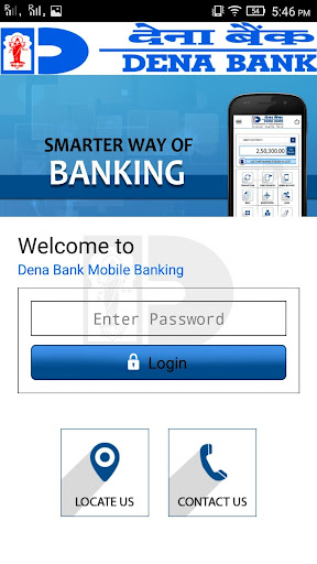 how to change mobile number in dena bank account