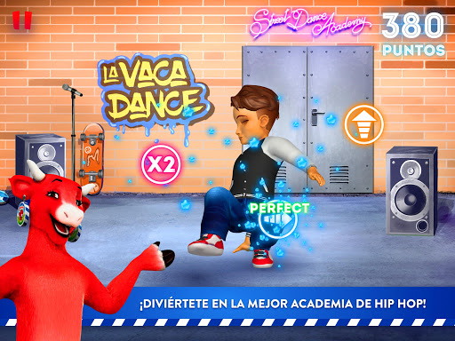 La Vaca dance
