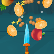Fruit Slice Master-crazy ninja flying knife battle