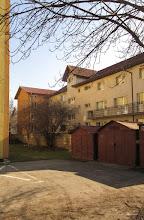 """Photo: Turda - Aleea Plopilor, Nr.7 - Casa de Batrani """"Acoperamantul Maicii Domnului""""  - 2019.02.16"""