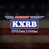 KXRB 1140 AM/100.1 FM - SD Country Radio
