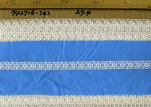 Photo: №742716-30チュールレースオフ:巾14㎜