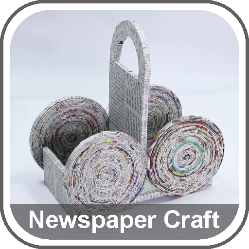 App Insights Unique Diy Newspaper Craft Recycle Ideas Apptopia