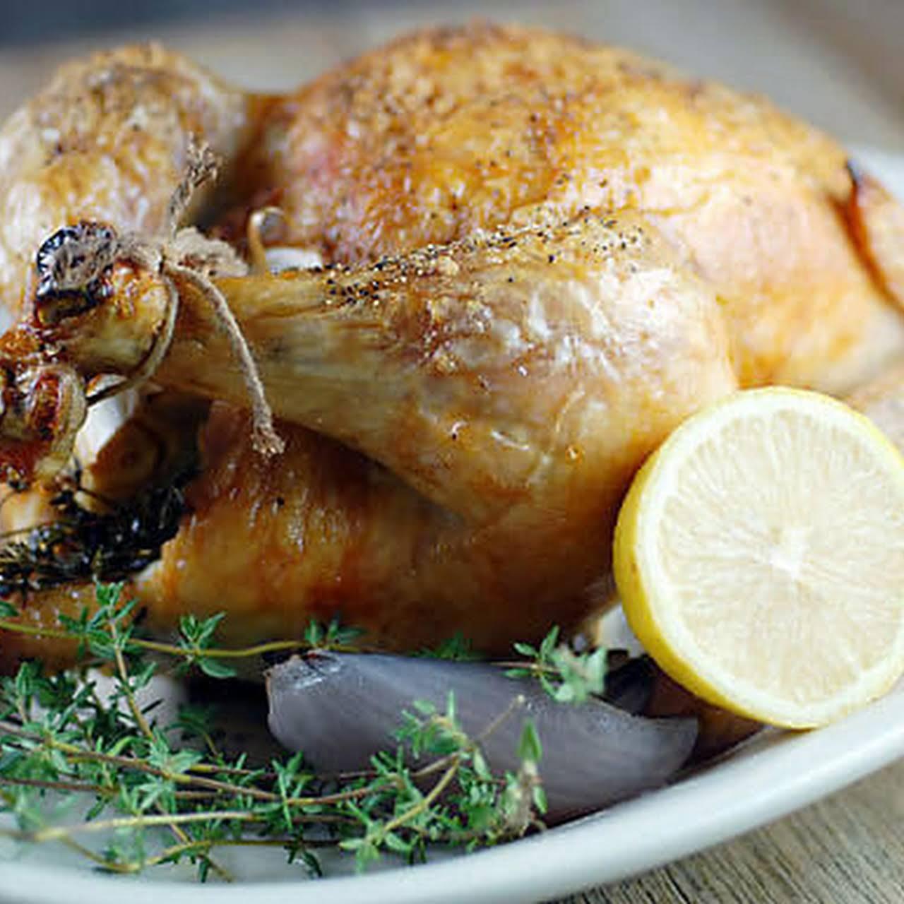 fixed Roast Chicken