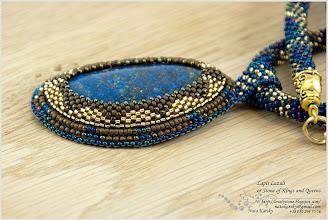 Photo: Lapis Lazuli or Kings and Queens Stone - Лазурит або камінь королів і королев