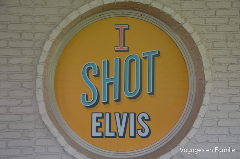 I shot Elvis