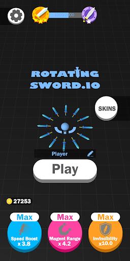Télécharger Gratuit Rotating Sword.io APK MOD (Astuce) screenshots 1
