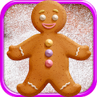 Gingerbread Cookie Decorator! icon