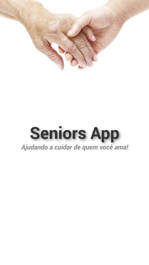 SeniorsApp: captura de tela