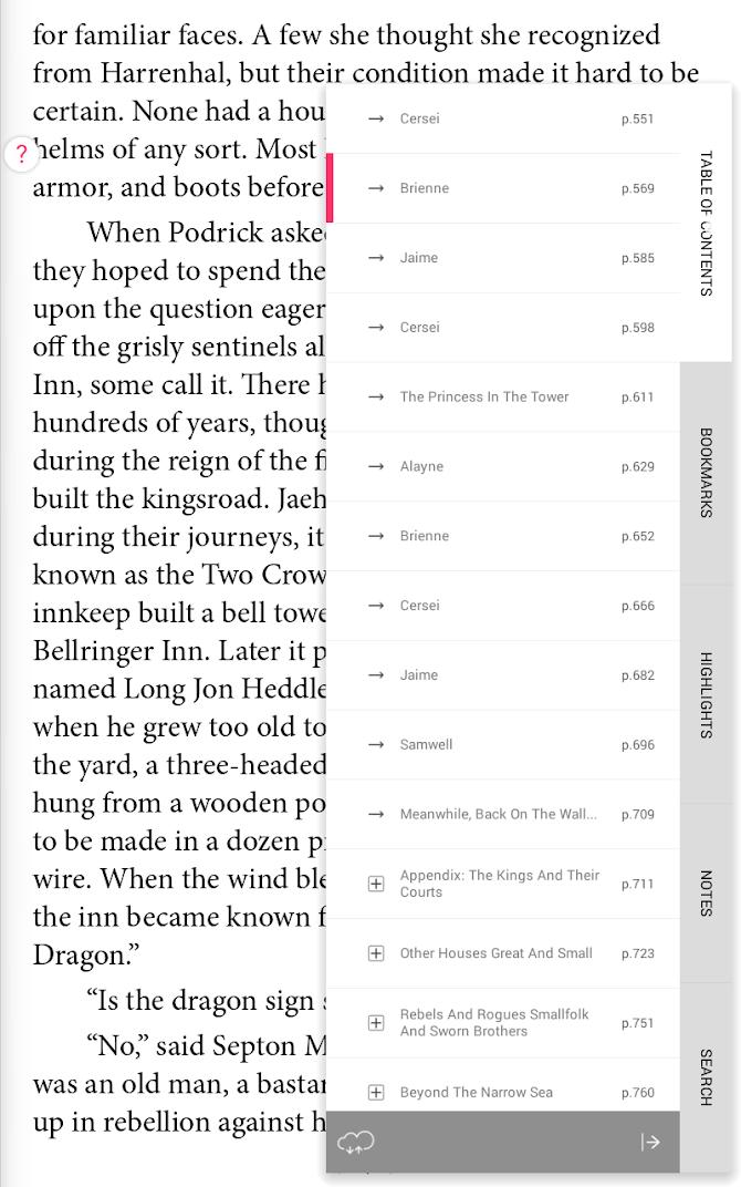 Bookari Ebook Reader Premium Android 22