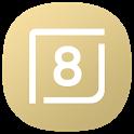 S8 Navigation bar (No Root) icon
