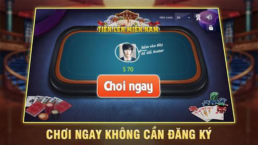 tai Tien len mien nam - Game Danh bai BigKool 1.1 4