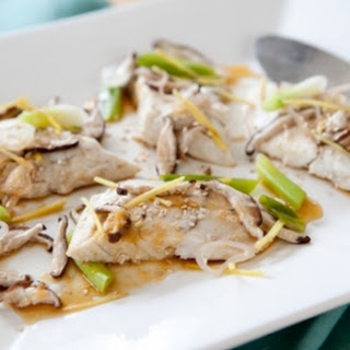 Steamed Fish Lemongrass Recipes