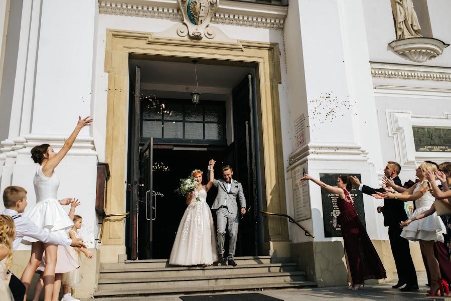 Весільний фотограф Łukasz Ożóg (lukaszozog). Фотографія від 22.01.2019