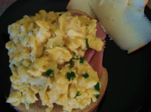 Dilly Chive Eggs