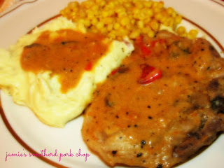 Jaime's Smothered Pork Chops Recipe